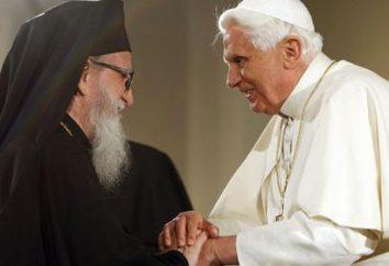 W przeciwieństwie do prawosławia z katolicyzmem: wiary i rozumu