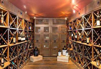 Vinhos de Anapa. Classificações e regras de seleção