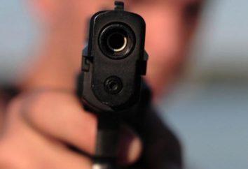 Wykorzystanie broni przez funkcjonariusza policji