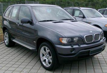 """BMW X5 Crossover. """"BMW E53"""": spécifications techniques, l'examen, commentaires"""