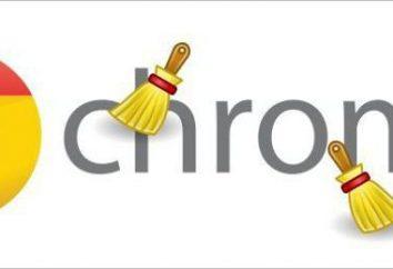 Jak usunąć Google Chrome i jej historii