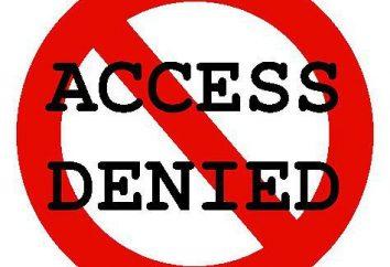 Zablokowane witryny – jak otworzyć? Jak otworzyć zablokowaną stronę
