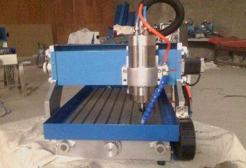 Tabela frezarka: typy BF20 CNC