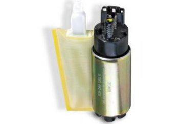 """Bomba de combustible """"Ford Focus 2"""" dispositivo, mantenimiento y reparaciones"""