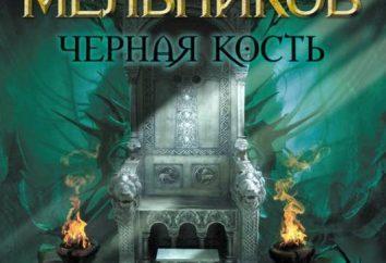 Il lavoro di Ruslan Melnikov scrittore