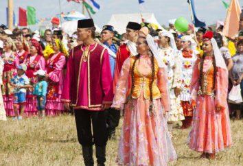 święta tatarskie. Kultury Tatarskiej