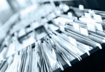 Stockage des contrats dans l'organisation: cadre réglementaire, délais
