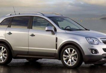 """Nowy """"Opel Antara"""": specyfikacje techniczne i ogólny opis"""