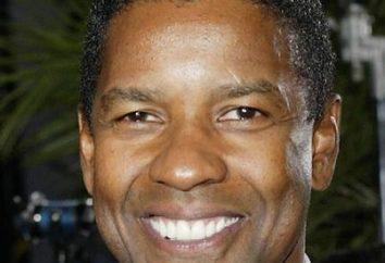 Denzel Washington: filmografia e biografia. Elenco dei migliori film con Denzel Washington