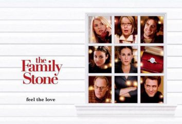 "Comedia ""The Family Stone"": actores, papeles, resumen de la trama"