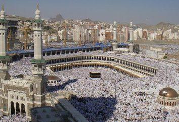 Kaaba (Arabia Saudita) – un santuario dell'Islam