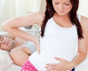 início dos sintomas pré-natal de perto o trabalho