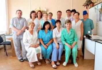 Onkologischen dispensary 4: Aktivitäten von medizinischen Einrichtungen