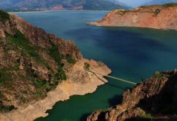Descrizione Charvak Reservoir, caratteristiche, Pesca