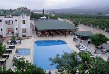 Hotel Club Ares (Turquía, Kemer): descripción, los Viajeros