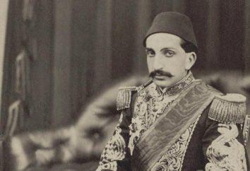 Sultan de l'Empire ottoman et la Halif 99e Abdul-Hamid II: biographie, famille