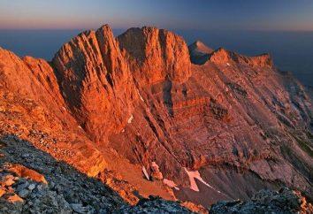 A gdzie indziej jest góra Olympus, z wyjątkiem Grecji?