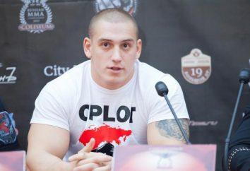 Fighter Dmitry Sosnovsky – groźny wagi ciężkiej na świecie mieszanych sztuk walki