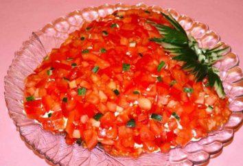 « Fraises » (salade): comment préparer