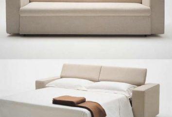 Sofas mit orthopädischer Matratze – sparen kleine Wohnungen
