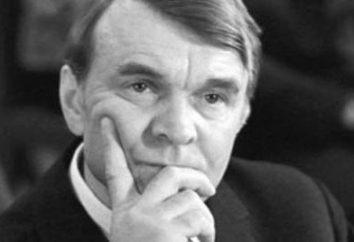 """Powieść """"Wybór"""": podsumowanie. """"Wybór"""" Bondarev"""