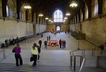 La storia del Palazzo di Westminster è iniziata nel 1042