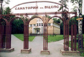 Związki zawodowe – sanatorium. Region Sanatorium Niżny Nowogród. Sanatorium z Wszystkie ceny