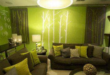 Il design della sala in appartamento: considerare le opzioni