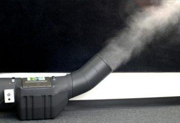 Luftbefeuchter Industrie: Überblick, Typen, Hersteller und Bewertungen