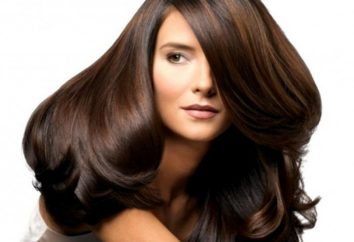 """Hair """"flüssige Seide"""" von der Firma """"Gliese Cours"""""""