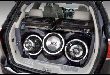 Die Akustik im Auto. Was ist die beste Akustik im Auto