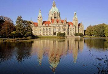 I luoghi d'interesse e sorprendente di Hannover