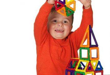 """Designer """"Magformers"""" Zdjęcia Dzieci i opinie. inteligentne zabawki"""