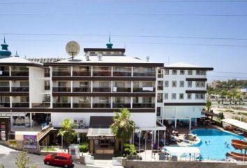 Holiday City Hotel 4 * (Side): description, installations, avis. Vacances en Turquie