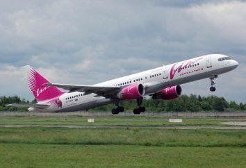 """VIM Airlines"" (JSC ""línea aérea"" VIM-Avia """"): comentarios Valoración"