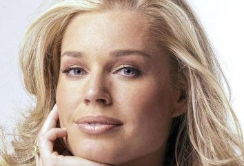 La modelo y actriz Rebecca Romijn: Biografía, Filmografía