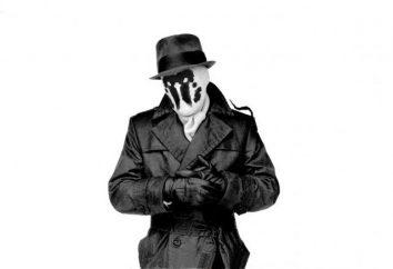 Rorschach Mask: jak zrobić własne ręce