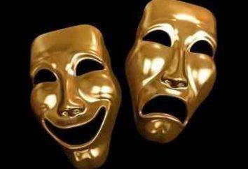 Was unterscheidet sich von den Drama Melodramen und was ähneln sie?