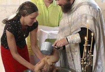 Sacramenti della Chiesa: entrambi devono essere il rito del battesimo dei bambini