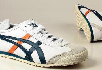 « Onitsuka Tiger » – le mode de réalisation de la qualité japonaise dans les chaussures de sport par jour et