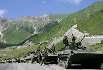 tragédia do conflito da Ossétia-inguche de vinte anos