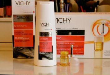 Shampoo «Vichy» (Vichy): tariffe, recensioni
