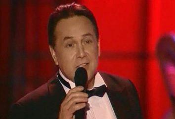 Chanteur Renat Ibragimov: biographie, travail, vie personnelle et faits intéressants