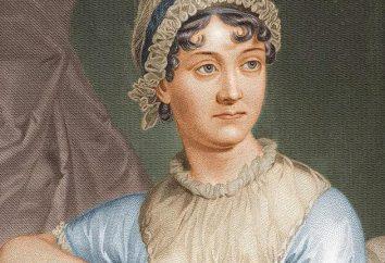 Ostin Dzheyn (Jane Austen). Dzheyn Ostin romanzi, l'adattamento cinematografico