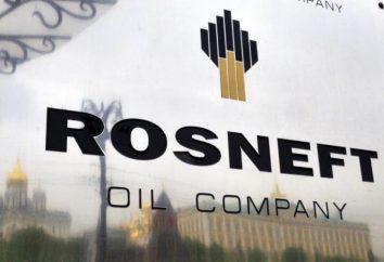 Les actionnaires de « Rosneft »: la composition et les dividendes