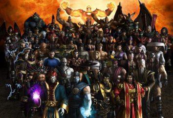 """""""Mortal Kombat"""", Sub Zero: descrizione e caratteristiche del personaggio"""