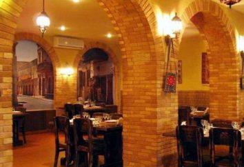 """Restauracja """"Baku Yard"""" w Kazan wyspie kuchni azerskiej"""