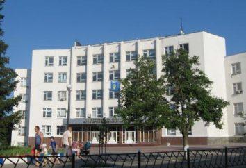 Spółdzielczy Instytut Biełgorod. Kierunki i czesne