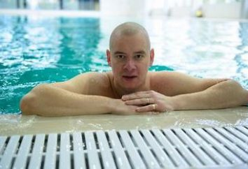 Koshevoy Evgeny – comédien et homme de famille heureuse