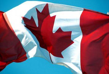 Faits intéressants au sujet du Canada. Caractéristiques du Canada. nature Canada